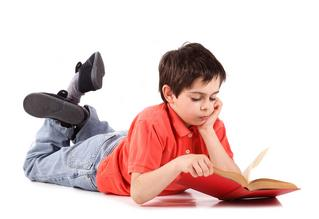 How do children learn to read