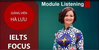 IELTS Academic-Module Listening