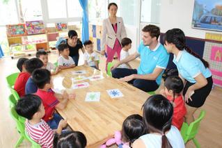 Môi trường và các điều kiện giúp trẻ học tốt