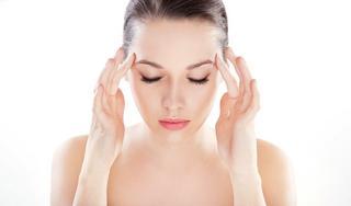Trị liệu đau đầu bằng phương pháp tự nhiên