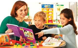 Tiếng Anh cho trẻ từ 6 - 12 tuổi