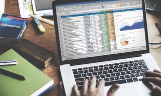 Kế toán tổng hợp trên phần mềm Excel
