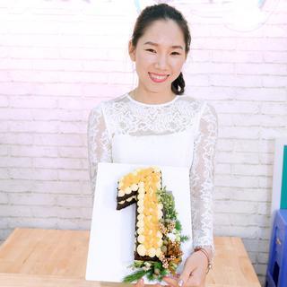 Hướng dẫn làm Number Cake bất bại: Cho 4 mùa yêu thương