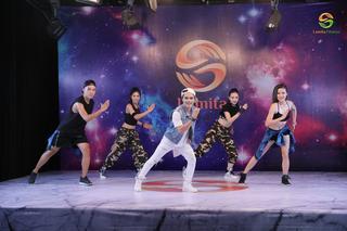 Cùng Lamita Fitness cảm nhận cơ thể trên nền nhạc dance - Level 1