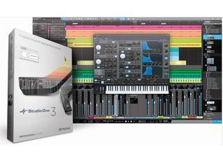 Học sử dụng STUDIO ONE cơ bản - Phần mềm thu âm và làm nhạc mới
