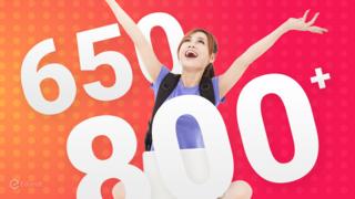 Luyện thi TOEIC CẤP TỐC mục tiêu 650-800+