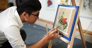 Mỹ thuật Căn bản - Thành thạo kỹ năng vẽ tĩnh vật cơ bản