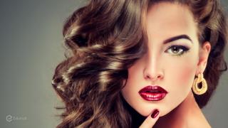 Uốn tóc y học khỏe đẹp tự nhiên