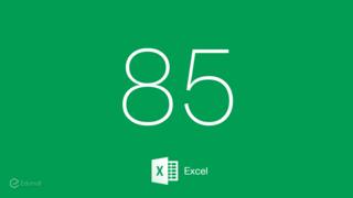 85 chuyên đề Excel từ cơ bản đến nâng cao