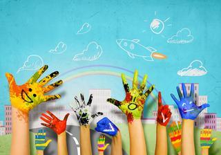 Dạy vẽ cơ bản cho trẻ em