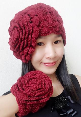 Khóa học móc len căn bản và ứng dụng