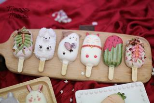 Cake popsicle - món quà ngọt ngào nhân ngày Tết thiếu nhi.