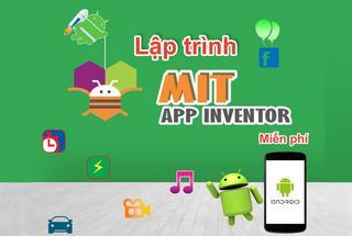 Lập trình ứng dụng di động với App Inventor
