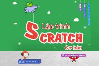 Lập trình với Scratch (khóa cơ bản)