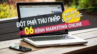 Làm chủ 6 công cụ Marketing online HOT NHẤT hiện nay