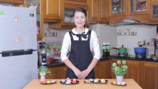 Kỹ thuật làm bánh Nerikiri ( Wagashi) cơ bản