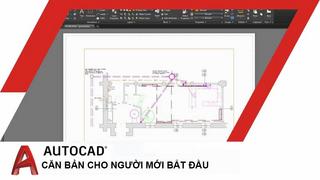 Học AutoCAD căn bản cho người bắt đầu