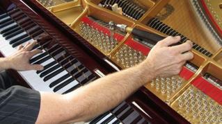 Kỹ thuật chỉnh dây đàn Piano cơ bản