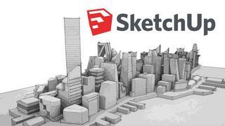 Dựng hình Sketchup từ cơ bản đến nâng cao phần 2