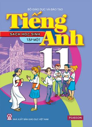 Học tiếng Anh theo sách giáo khoa Tiếng Anh 11 quyển 1 phần 1