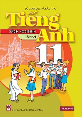 Học tiếng Anh theo sách giáo khoa Tiếng Anh 11 quyển 2 phần 2