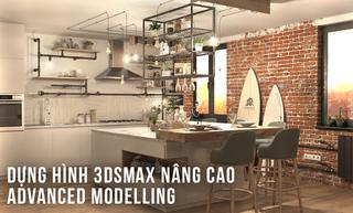 Dựng hình 3DsMax nâng cao - Advanced Modelling