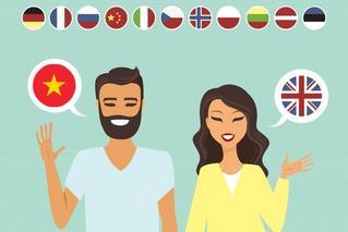 2 trong 1 - Học Tiếng Anh giao tiếp sinh động cùng GV Việt Nam & GV nước ngoài