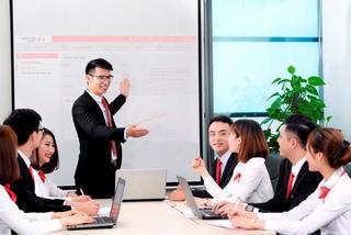 Xây dựng đội nhóm kinh doanh & kỹ năng lãnh đạo xuất chúng