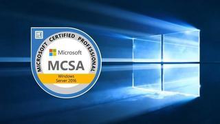 Quản trị hệ thống mạng Windows Server MCSA