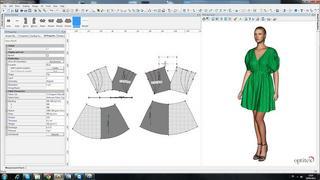 Thành thạo phần mềm thiết kế thời trang Optitex phiên bản 17 (Phần 2)