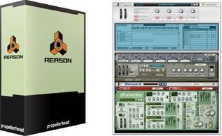 Phần mềm khởi nghiệp của DJ hàng đầu Touliver - Propellerhead Reason 5