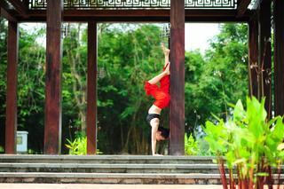 Yoga trẻ hóa cơ thể, giảm eo, đẹp dáng - Chương trình trung cấp