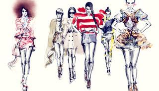 Diễn họa thời trang cơ bản