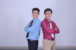 Phạm Minh Hoàng và Trần Quang Huân