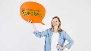 ออกเสียงชัดอย่างกับฝรั่ง Sound Like a Native Speaker! พูดมั่นใจ ใครก็รู้เรื่อง