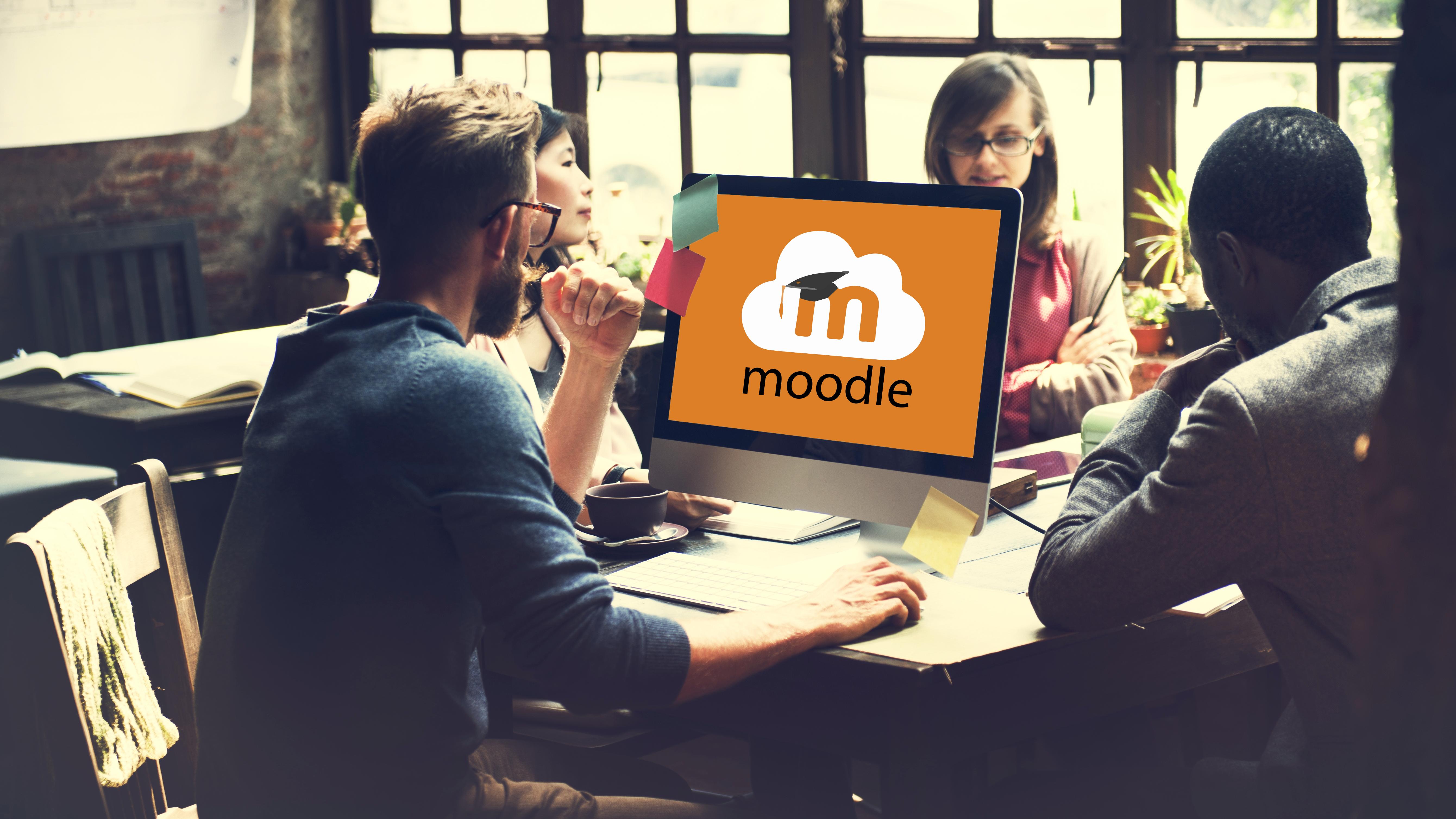 การสร้างระบบจัดการเรียนออนไลน์ด้วย Moodle