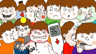 Learn English by topics: Health problems