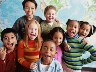 Learn English by topics: Talking about children