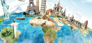Learn English by topics: Study abroad