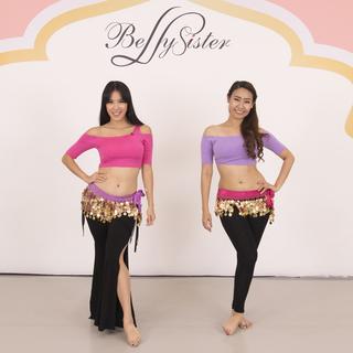 พื้นฐานการเต้น Belly Dance