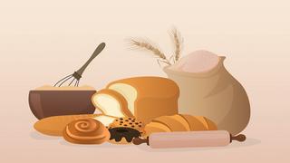 ขนมปังเพื่อสุขภาพ ไร้สารเสริม